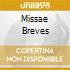 MISSAE BREVES
