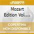 MOZART EDITION VOL. 25