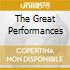 THE GREAT PERFORMANCES