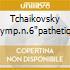 TCHAIKOVSKY SYMP.N.6