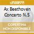 AX BEETHOVEN CONCERTO N.5