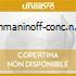 RACHMANINOFF-CONC.N.3/...