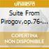 SUITE FROM PIROGOV,OP.76-...