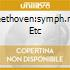 BEETHOVEN:SYMPH.N.5 ETC