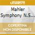 MAHLER SYMPHONY N.5 IN C-SHARP
