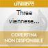 Three viennese dancers