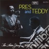 Lester Young & Teddy Wilson Quartet - Pres And Teddy