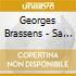 Georges Brassens - Sa Guitare Et Les Rythmes