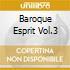 BAROQUE ESPRIT VOL.3