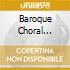 BAROQUE CHORAL COMP.VOL.7