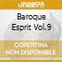 BAROQUE ESPRIT VOL.9