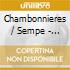 CHAMBONNIERES/OP X CEMBALO