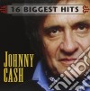Johnny Cash - 16 Biggest Hits