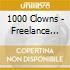 1000 Clowns - Freelance Bubblehead