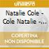 Natalie Cole - Cole Natalie - Love Songs