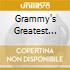 GRAMMY'S GREATEST MOMENTS