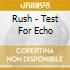 TEST FOR ECHO