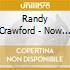 Randy Crawford - Now We May Begin