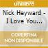 Nick Heyward - I Love You Avenue