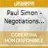 Paul Simon - Negotiations And Love Songs 1971-1986