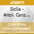SICILIA - ANTOL. CANZ. SICILIANA (BOX 5CD)