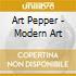 Art Pepper - Modern Art