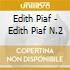 Edith Piaf - Edith Piaf N.2