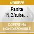 PARTITA N.2/SUITE N.11 BARRUECO
