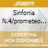 SINFONIA N.4/PROMETEO MUTI/ALEXEEV