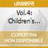 VOL.4: CHILDREN'S CORNER;STUDI LIBRO