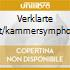 VERKLARTE NACHT/KAMMERSYMPHONIE FREE