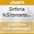 SINFONIA N.5/CONCERTO PER 2 PIANO OR