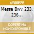 MESSE BWV 233, 236 HERREWEGHE/LESNE/