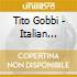 Tito Gobbi - Italian Opera Aria Recital