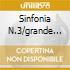 SINFONIA N.3/GRANDE FUGA OP.133 KLEM