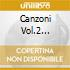 CANZONI VOL.2 BINKLEY/STUDIO DER FRU