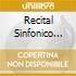 RECITAL SINFONICO PERLMAN
