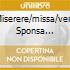 MISERERE/MISSA/VENI SPONSA CHRISTI C