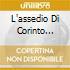 L'ASSEDIO DI CORINTO (OP.COMPLETA) S