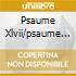 PSAUME XLVII/PSAUME LXXX BAUDO-ODP