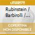 CHOPIN/RUBINSTEIN VOL.1 RUBINSTEIN
