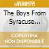 THE BOYS FROM SYRACUSE (MUSICAL) WIE
