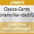 CANTO GREGORIANO/NAVIDAD DE LA CUEST