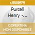 Purcell Henry - Funeral Music