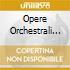 OPERE ORCHESTRALI BATIZ/MORENO/COHEN