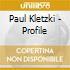 PAUL KLETZKI PROFILE KLETZKI - PHO/R