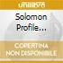 SOLOMON PROFILE SOLOMON/MENGES - PHO