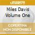 MILES DAVIS VOLUME ONE