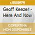 Geoff Keezer - Here And Now