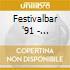 FESTIVALBAR '91 - INTERNATIONAL